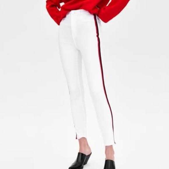 1af797b7948a3 Zara Jeans | High Rise Shaper Jeggings | Poshmark